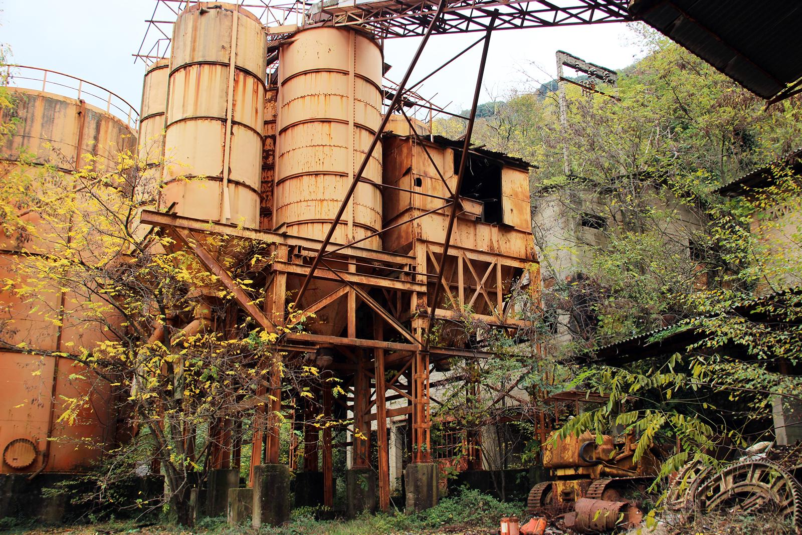 Parco geominerario a Valdicastello, al via la riqualificazione