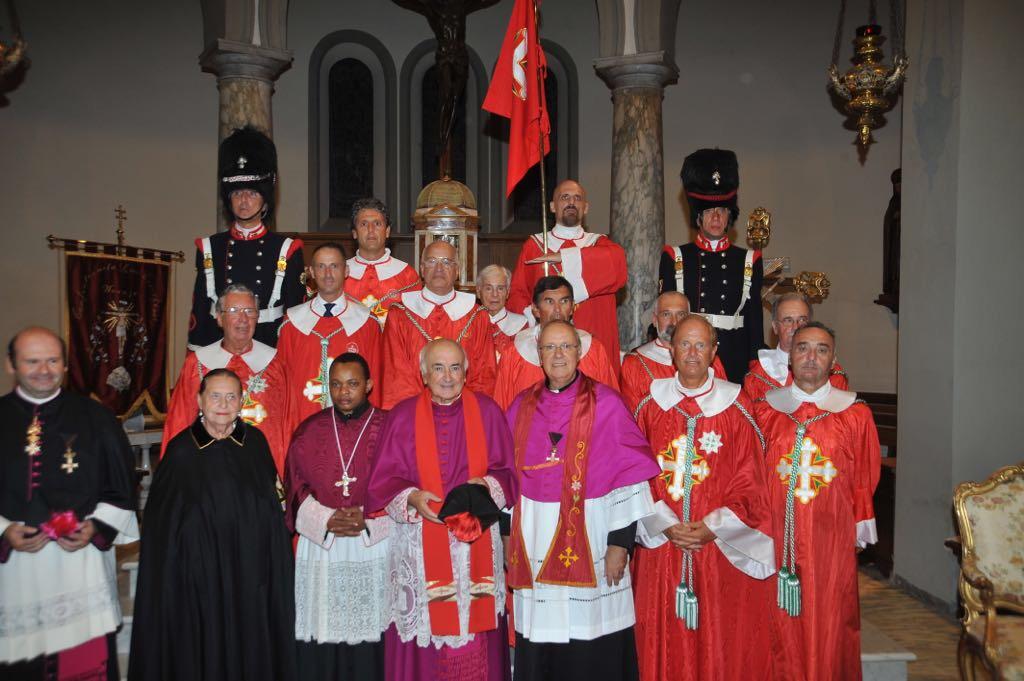 L'Ordine di S. Maurizio e Lazzaro a Sant'Ermete grazie al Principe Emanuele