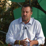 Arriva Salvini, stop al traffico attorno alla Versiliana