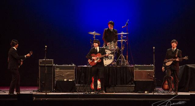 The Beatbox – Beatles Experience e l'aiuto al popolo Guaranì