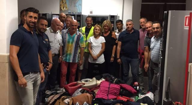 Oltre 1.000 capi sequestrati a Lido di Camaiore