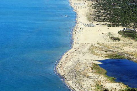 Erosione della costa, la Regione raddoppia i fondi
