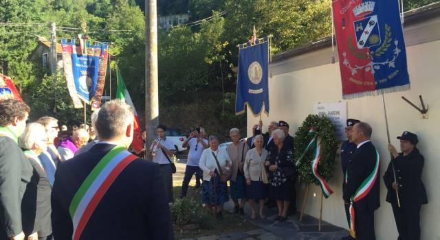 """Bugli a Sant'Anna di Stazzema: """"La memoria di questo eccidio serva all'Europa"""""""