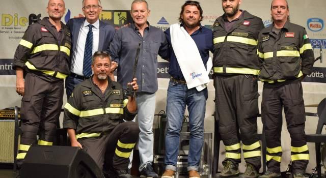 Un premio per gli eroi dell'hotel Rigopiano