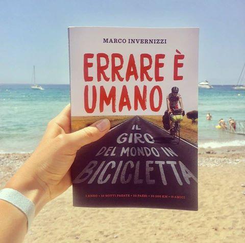 """Marco Invernizzi si racconta in """"Il giro del mondo in biciletta"""", 35 paesi, 40'000km, 5 continenti"""