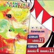 Presentato il manifesto del carnevale di Viareggio 2018