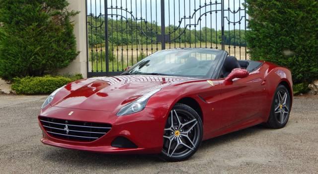 Forte dei Marmi si tinge di rosso per il Ferrari Anniversary Rally to Maranello