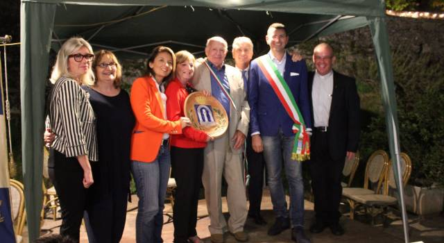 Reunion dei primi migranti di Solaio in Belgio,  il Comune celebra e famiglie