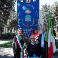 L'amministrazione comunale celebra il 73° anniversario della liberazione di Forte dei Marmi