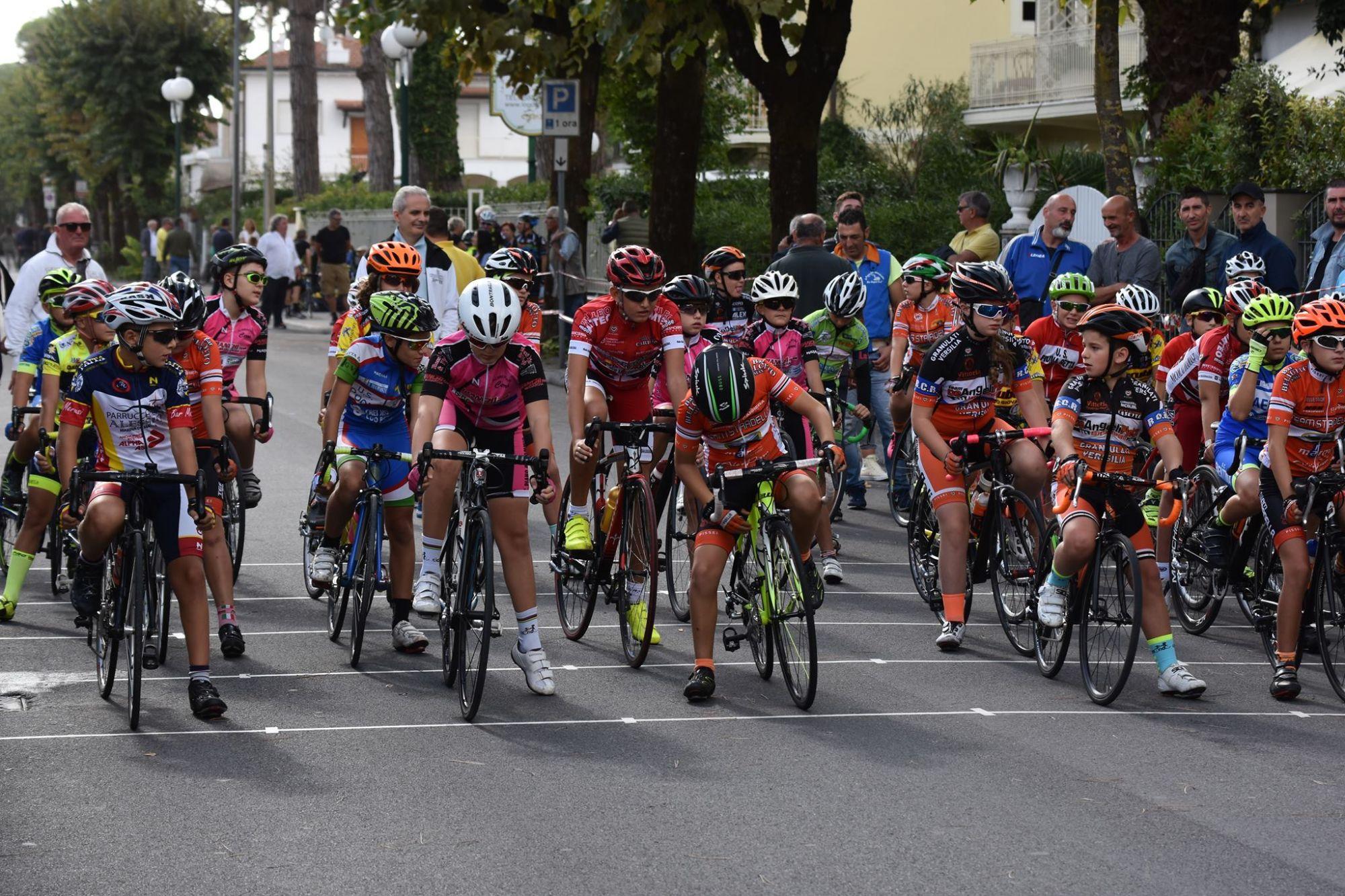 Bilancio super per il Trofeo Buffoni con 200 corridori