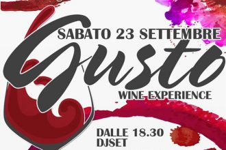 gusto wine experience