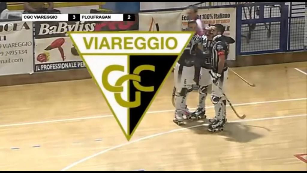 Hockey, tutte le partite della nuova stagione del CGC Viareggio in esclusiva su Rete Versilia News e Noi Tv