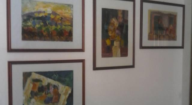 """""""Il Colore"""" mostra di Giuseppe Esposito e Gino Graziani"""