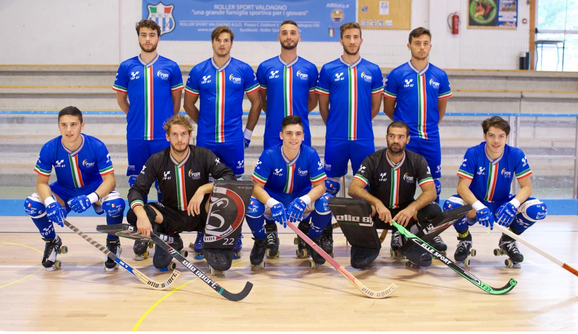 Hockey: Un'Italia da favola mette KO il Portogallo e vola ai quarti di finale