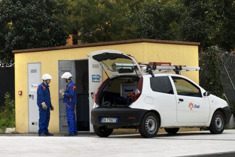 Enel lavori per nuova linea elettrica interrata a quiesa - Enel richiesta interramento linea ...