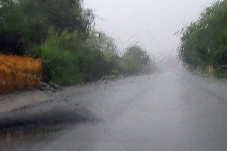 piogge forti massimo livello allerta meteo