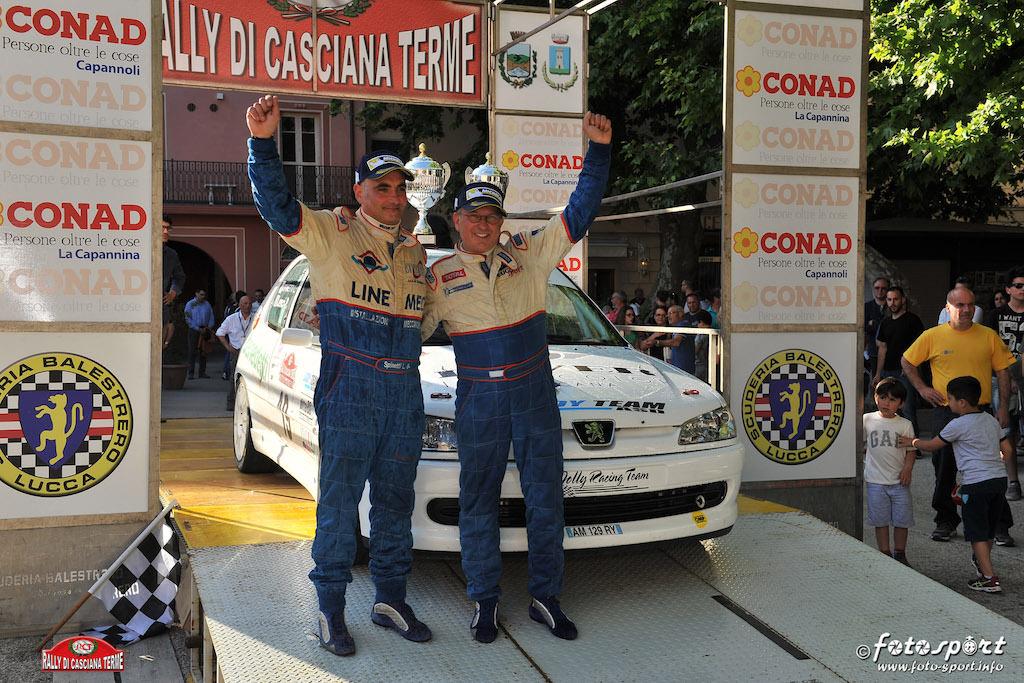 Rally della Riviera, trofeo Giuliano Panesi