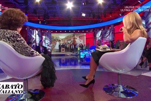 "La ""Lollo"" madrina porta Pietrasanta in tv"