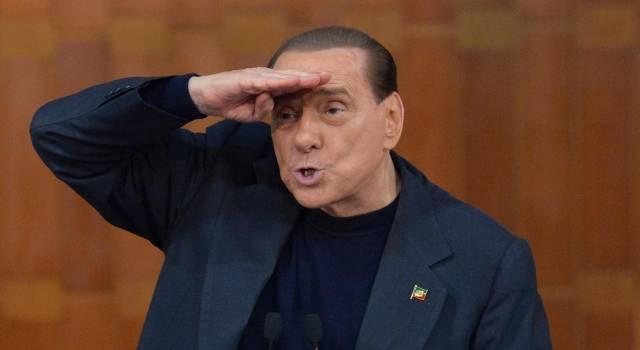 """Silvio Berlusconi in Versiliana per """"L'Opinione"""""""