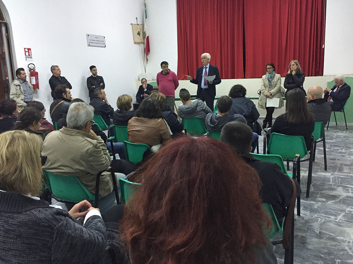 Richiedenti asilo, nuovo incontro tra l'amministrazione e i cittadini di Azzano