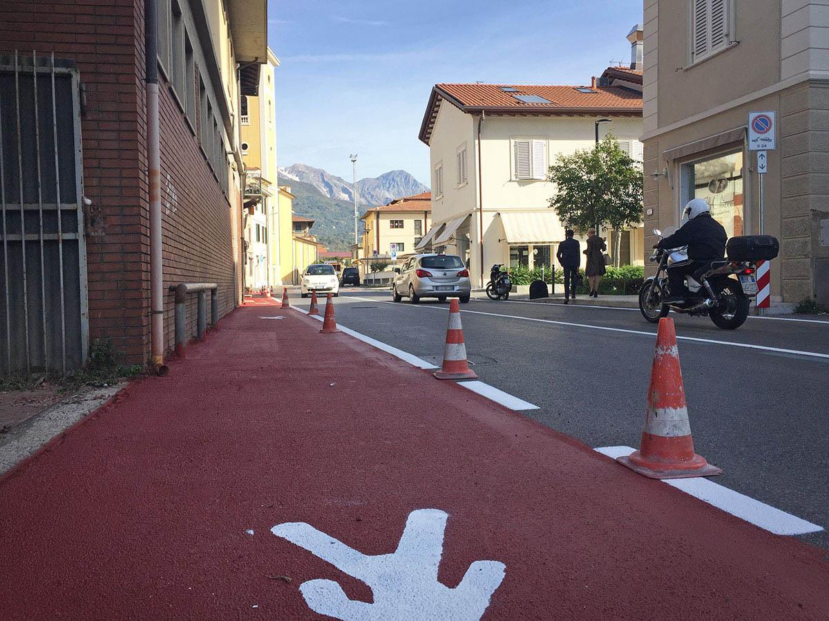 Sicurezza stradale: le misure predisposte per il centro di Querceta e gli interventi in corso