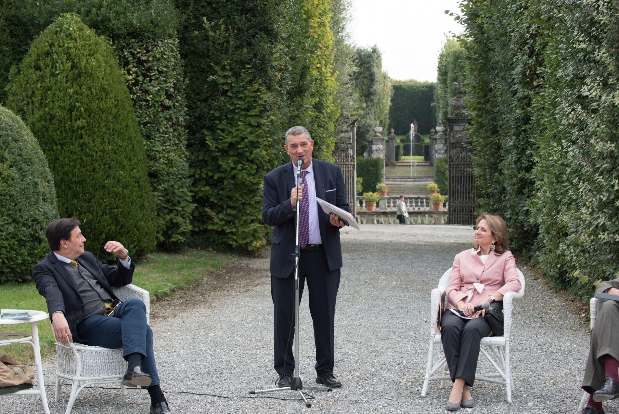 """""""Giardini lucchesi. Il teatro della natura tra città e campagna"""", presenti anche le Ville di Massarosa"""