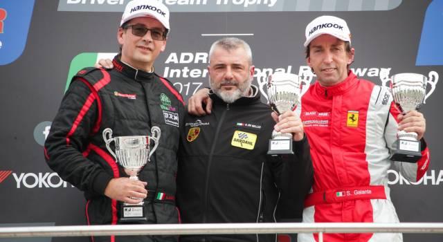 DB MOtorsport,  Riccardo De Bellis bronzo nella Coppa Italia GT