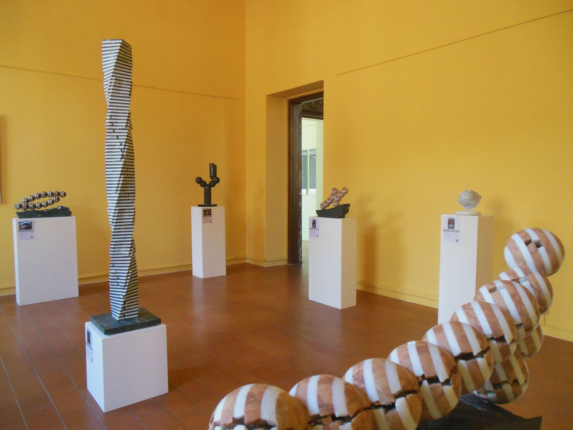 Palazzo Panichi svela in una mostra la genesi delle opere di Park Eun Sun