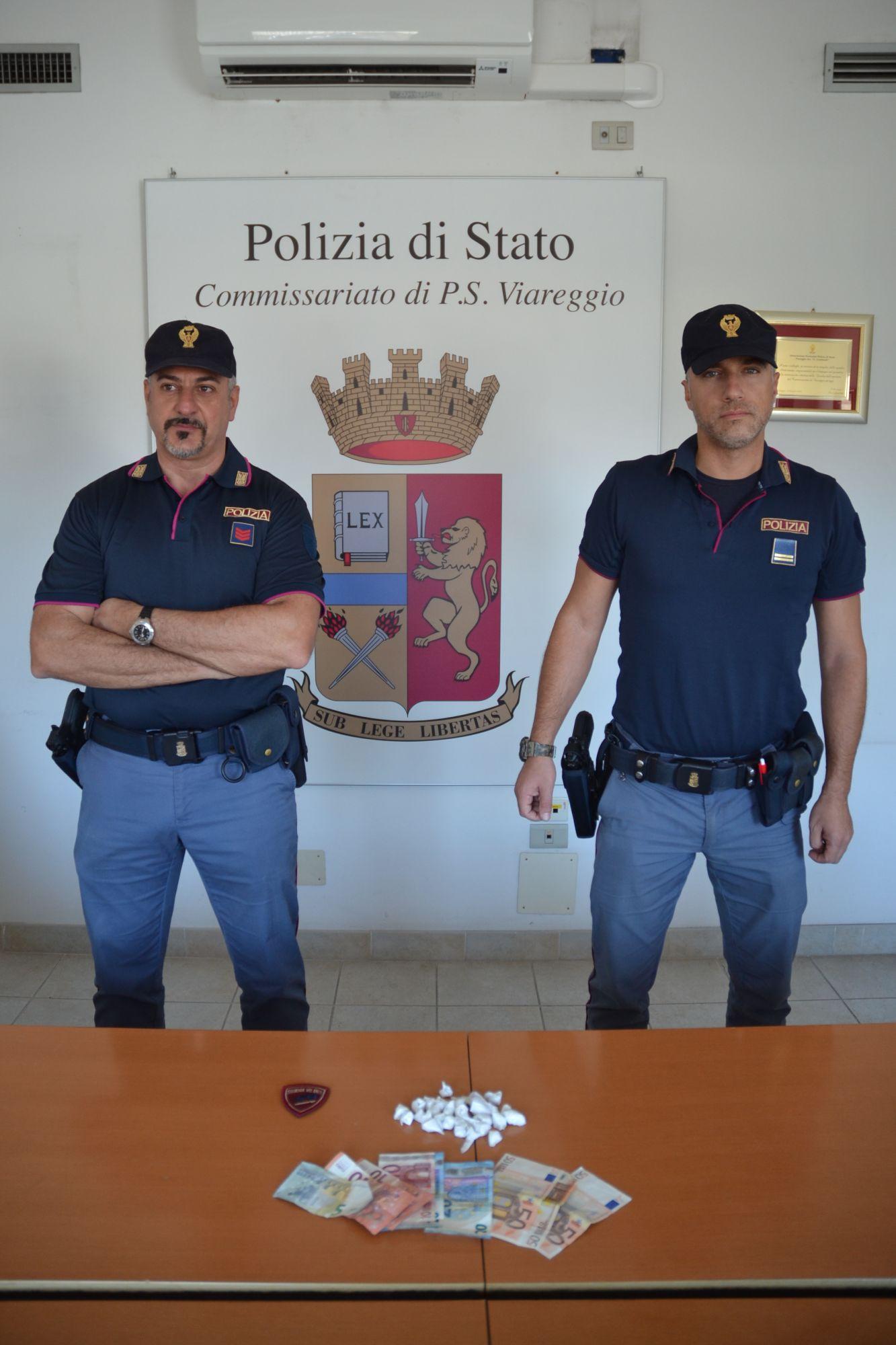 Ancora spaccio in Pineta, arrestato un pusher
