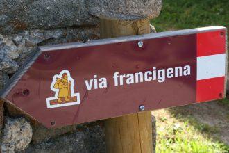 Francigena Cammino di Santiago