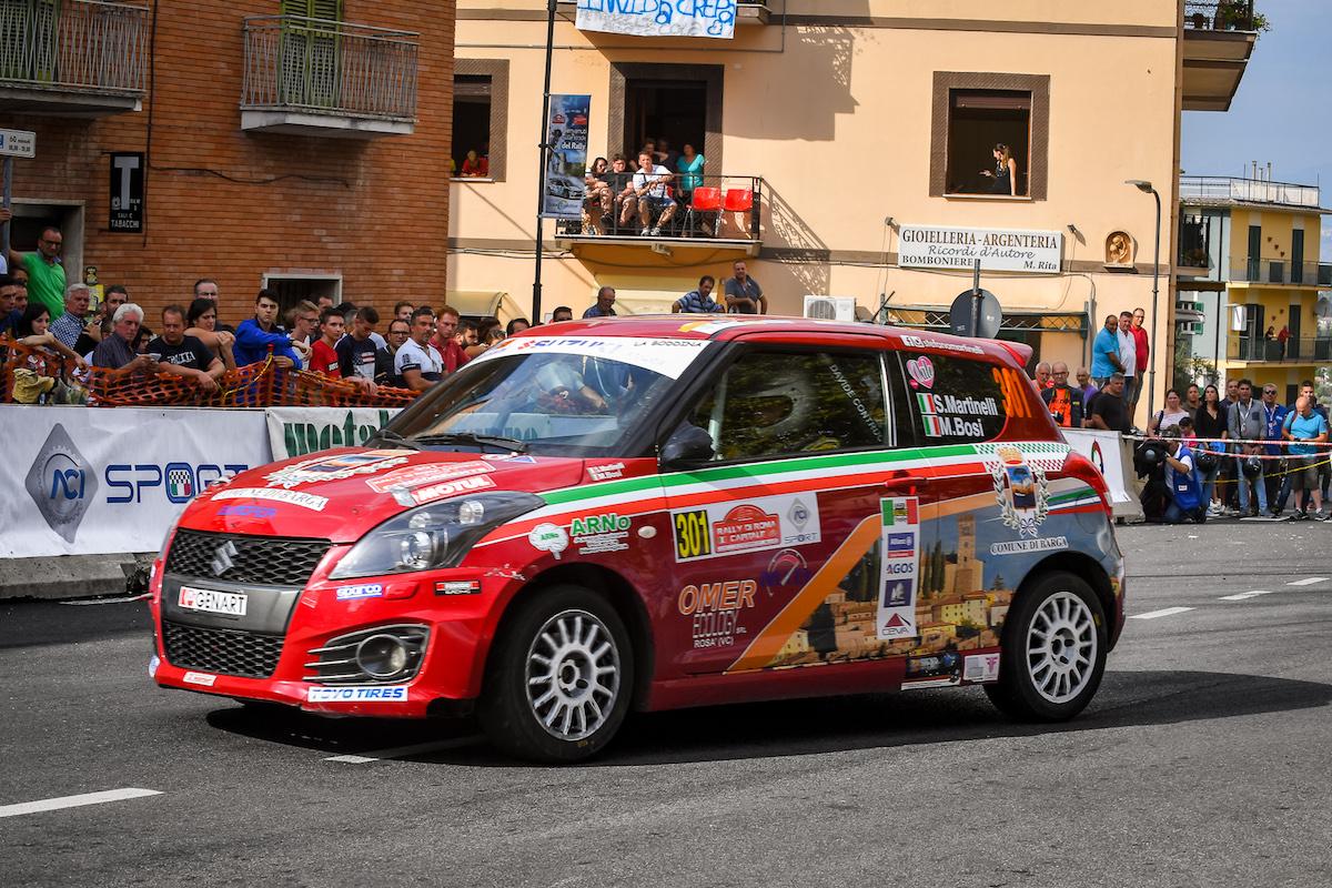 Stefano Martinelli al gran finale tricolore di Verona