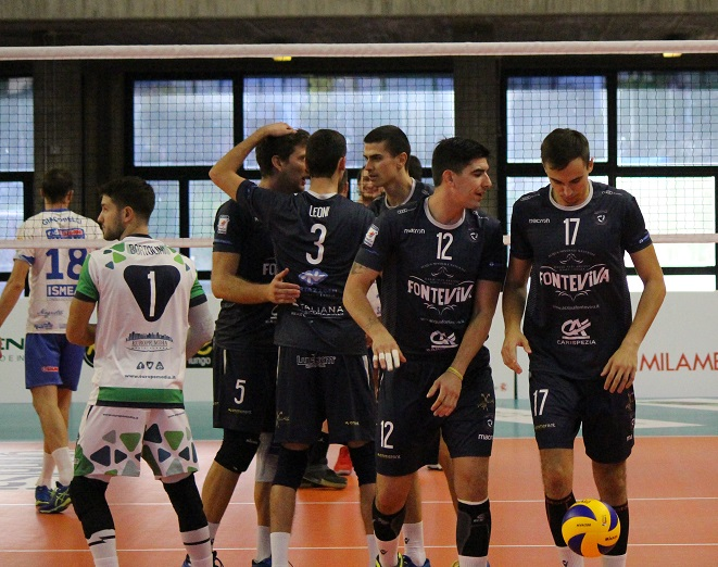 Volley, turno di riposo per l'Acqua Fonteviva Massa