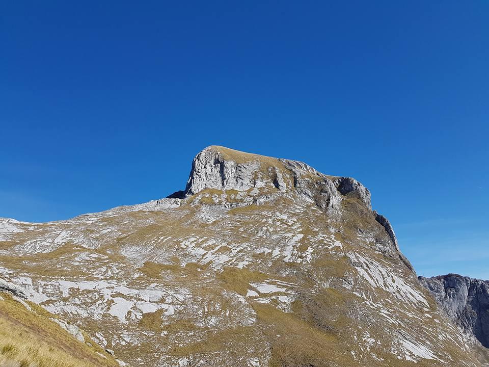 Monte Sumbra, escursione autunnale al bosco del Fato Nero