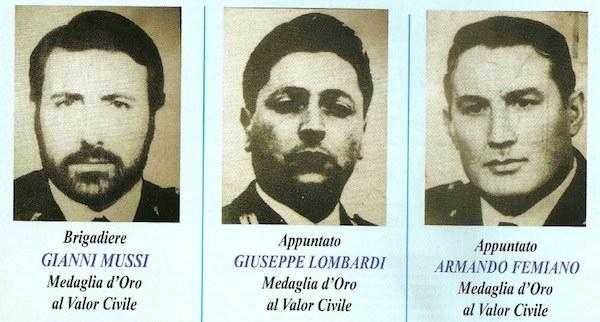 Mussi, Lombardi, Femiano, la strage di Querceta di 40 anni fa