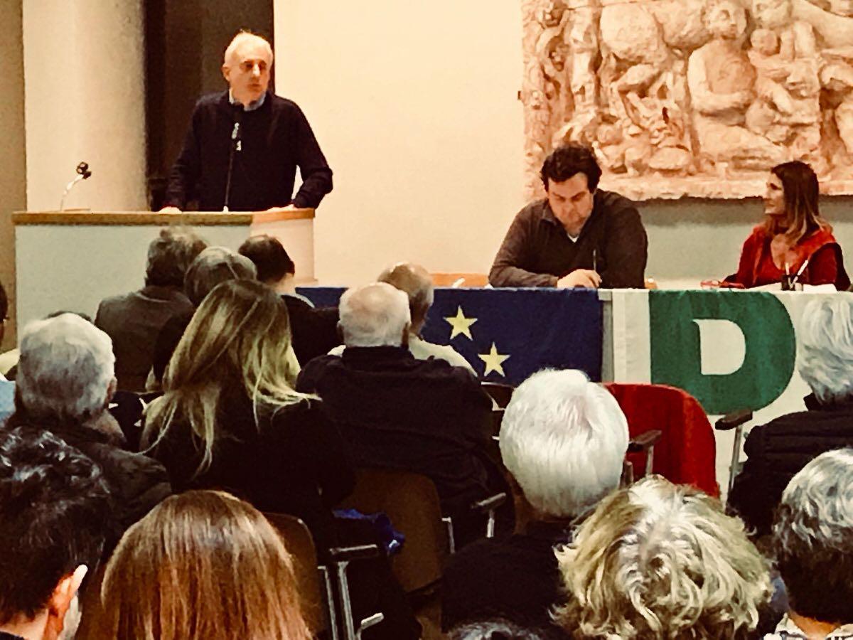 Congresso PD Versilia: Riccardo Brocchini nuovo segretario