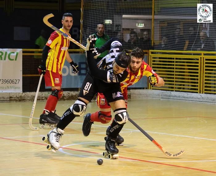Hockey, scontro diretto a Lodi per il Cgc