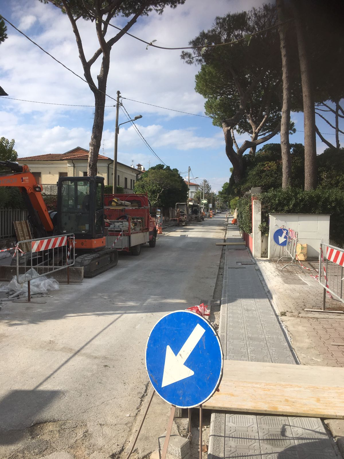 Settecentomila euro per riqualificare le strade di Lido di Camaiore