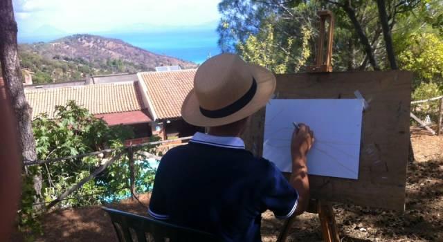 Ripartono i corsi di pittura e disegno della Bottega d'arte di Katarina Alivojvodic