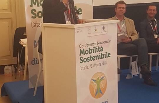 Mungai invitato a Catania per parlare del progetto bike to work