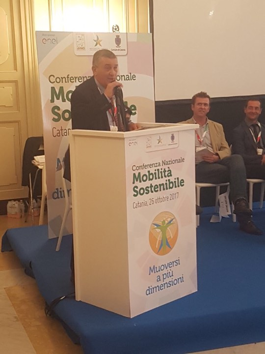 mobilità sostenibile mungai catania
