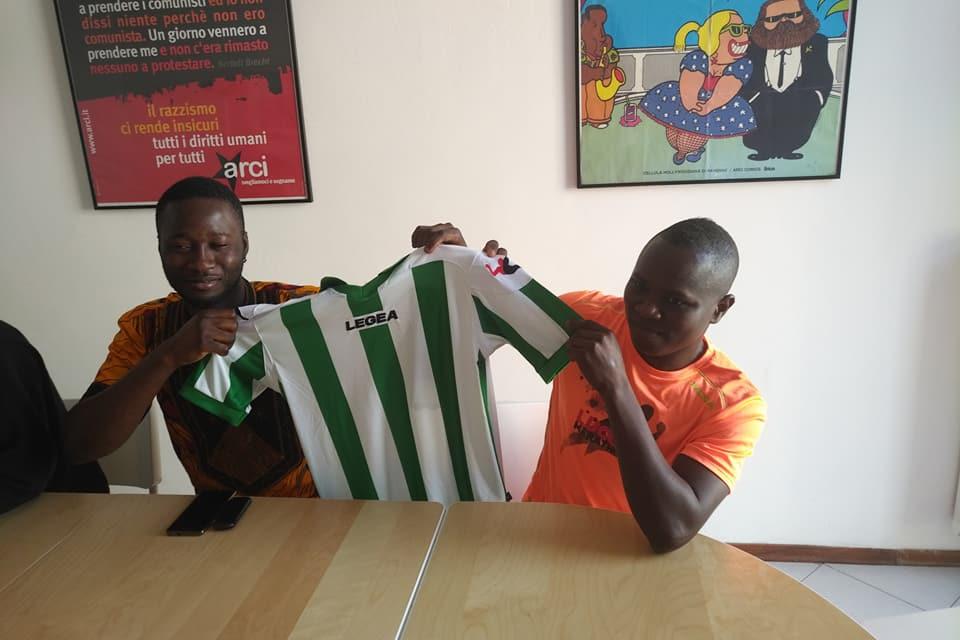 L'integrazione scende in campo con il Sankara FC