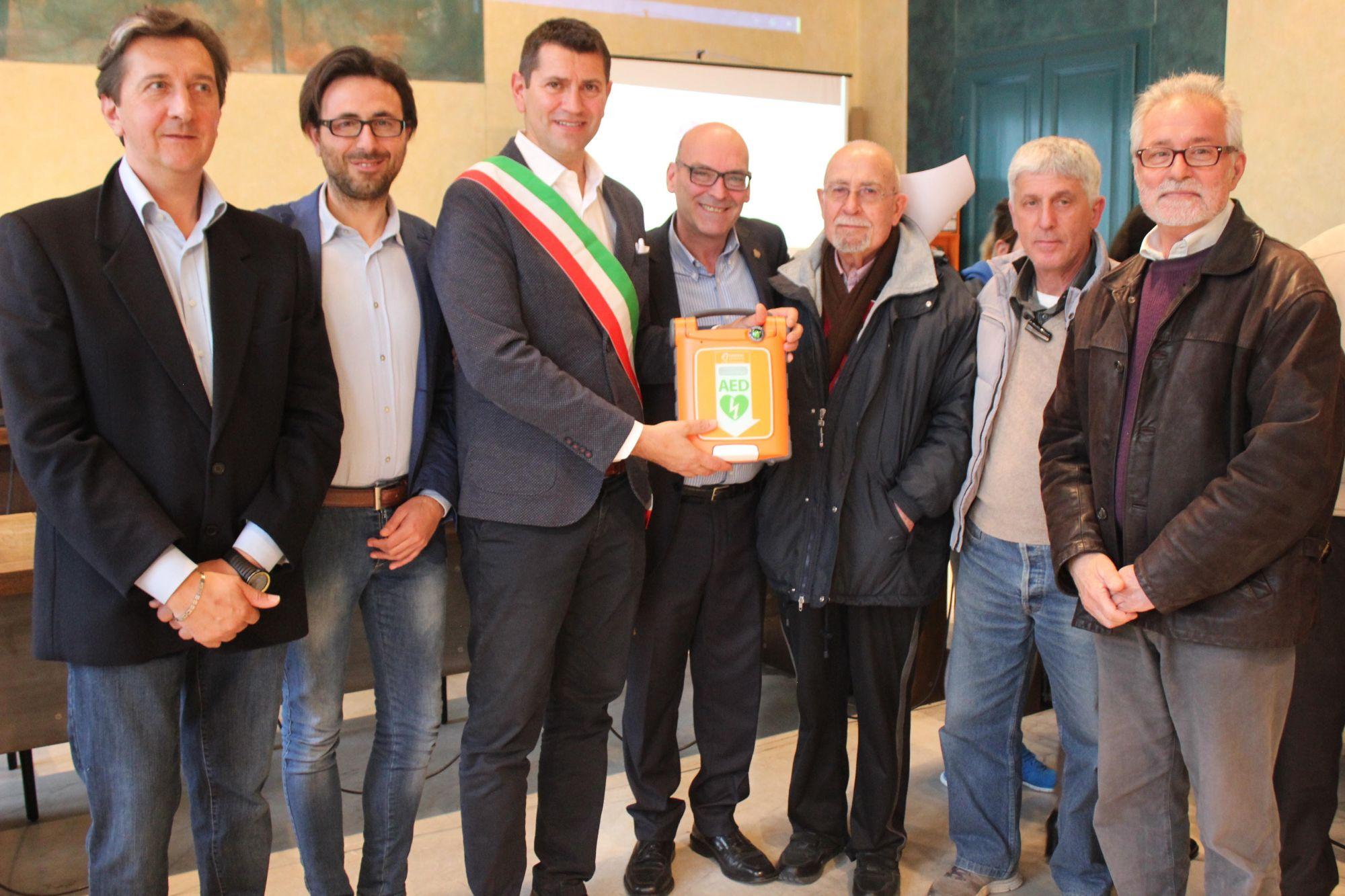 Defibrillatore intitolato a Gabriele Bertellotti, a breve l'installazione di fronte alla Capanna del Pollino