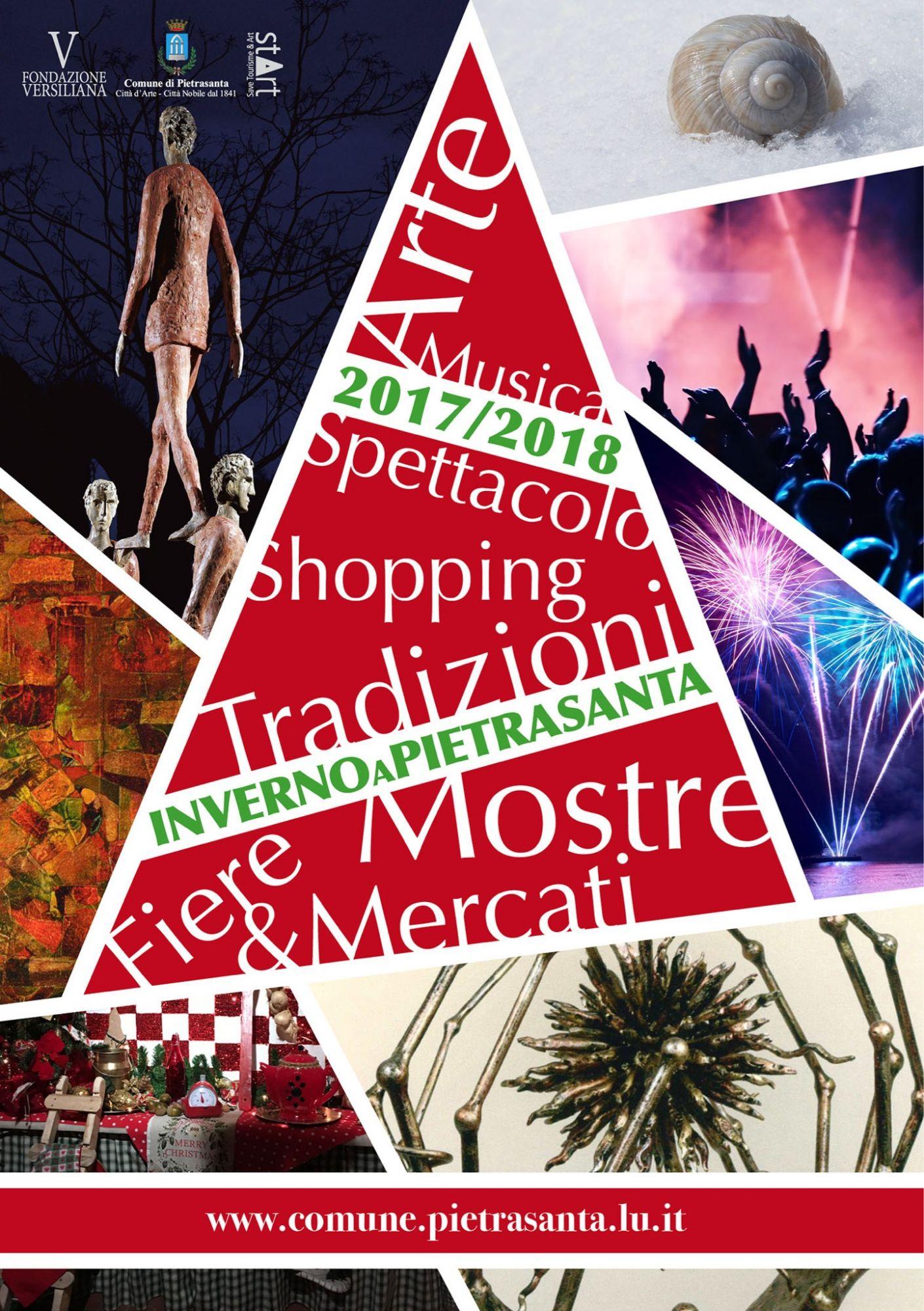 Inverno a Pietrasanta, una stagione ricca di eventi