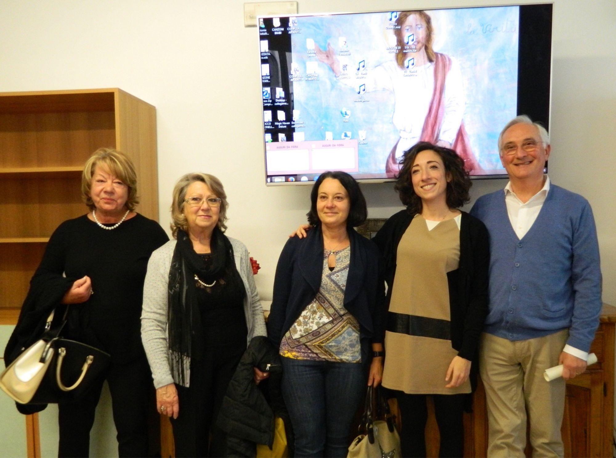 Una nuova donazione a Villa Ciocchetti di Pietrasanta