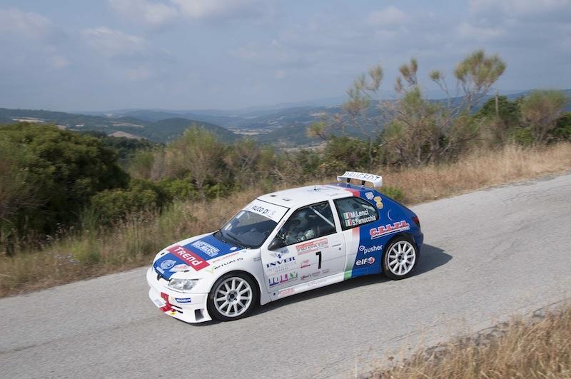Aci Lucca, Mauro Lenci campione toscano di rally