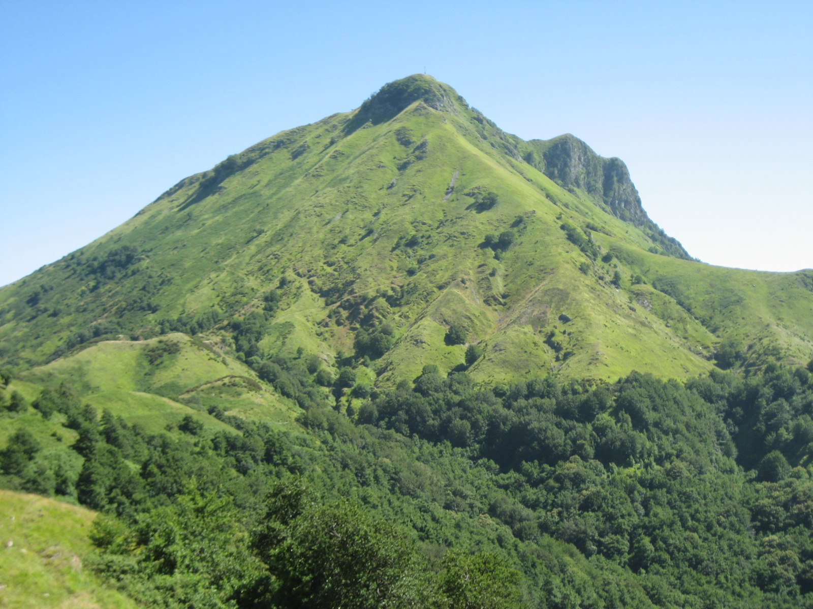 Escursione al monte Prana dal paese di Torcigliano