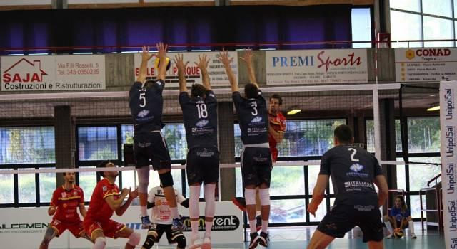 Volley, ultima di andata per Acqua Fonteviva Massa sul campo di Castellana Grotte