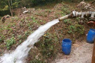pozzo acqua camaiore