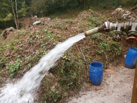Massarosa, Quiesa e Massaciuccoli: una mattina senza acqua in casa