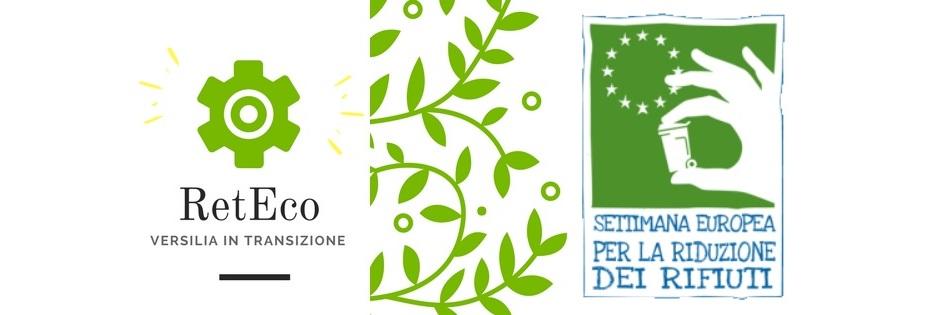 Settimana Europea per la riduzione dei rifiuti, presente anche RetEco